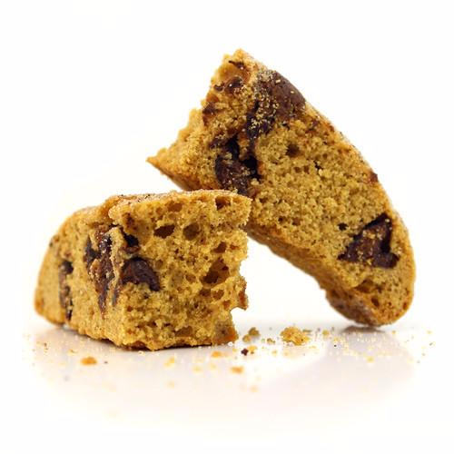 Marlo's Bakeshop Chocolate Pumpkin Pie Biscotti is Back!