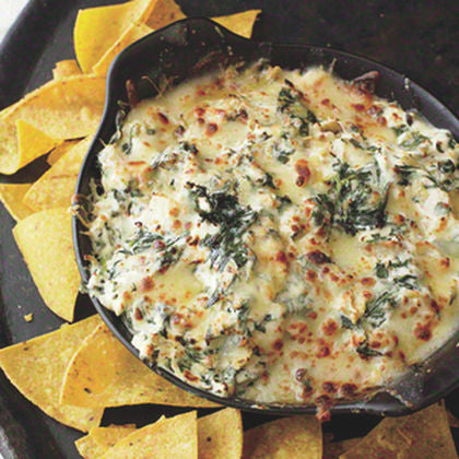 Kale and Spinach Dip