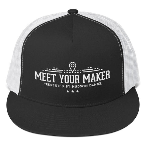 'Meet Your Maker' Trucker Cap