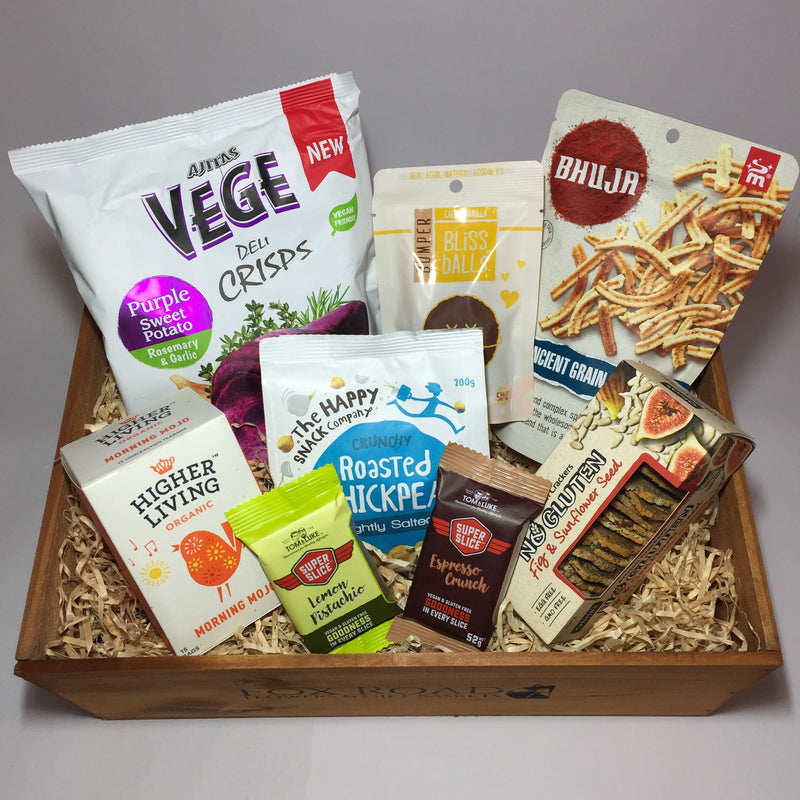Gluten free, wheat free gift box