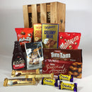 Massive chocolate gift hamper with Whittaker's blocks