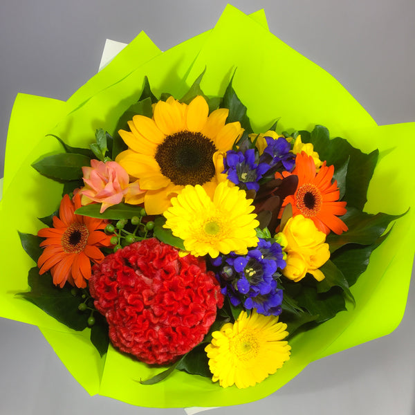 Sunflowers from Wellington florist