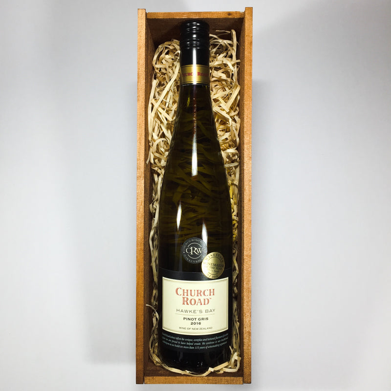 Father's Day gift of Pinot Gris wine