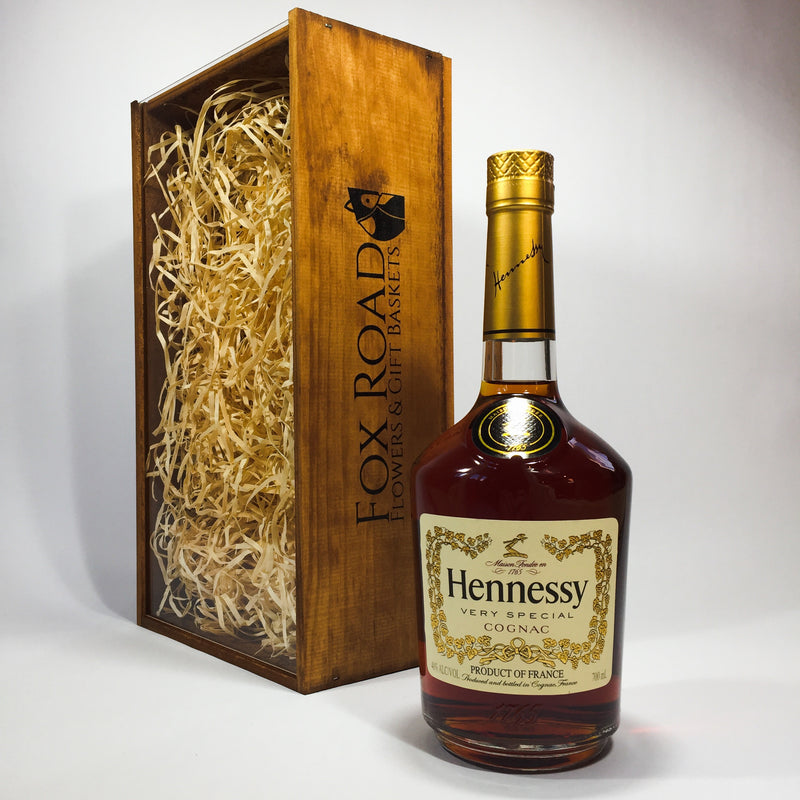 Hennessy Cognac corporate gift