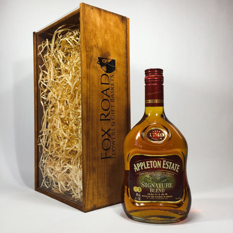 Appleton Estate Rum Gift for Husband in Wellington