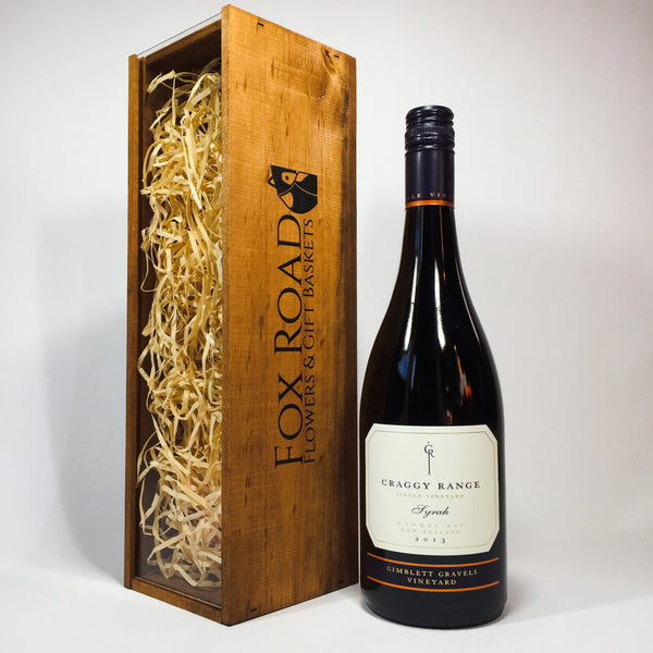 Craggy Range Syrah red wine gift