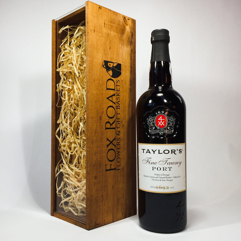 Taylors Port gift