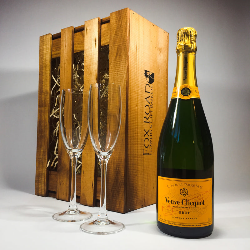Veuve Clicquot Champagne from Wellington gifts