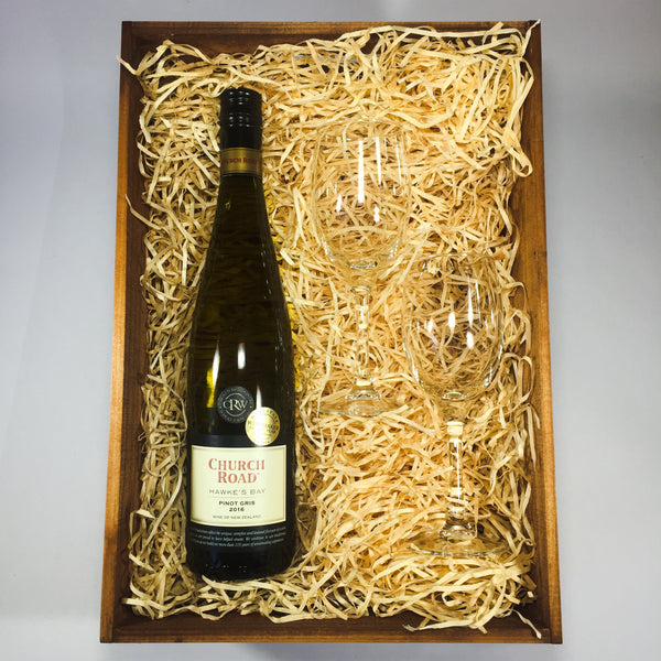 Pinot Gris gifted to groomsmen as a thank you gift
