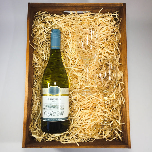 Oyster Bay corporate gift box