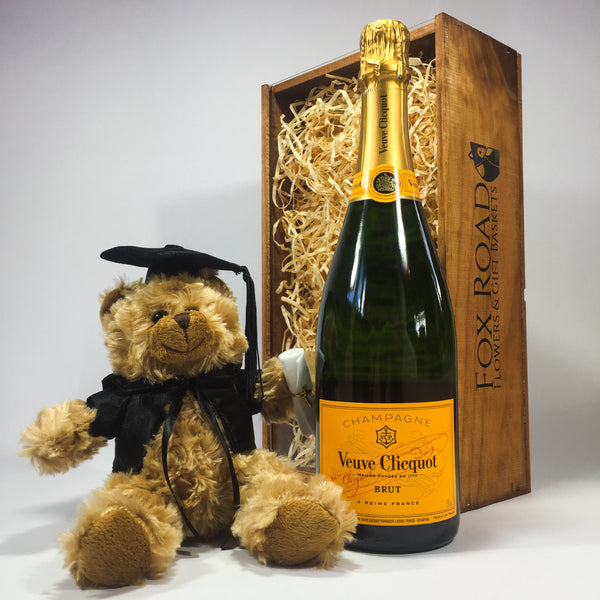 Massey University Graduation Bear