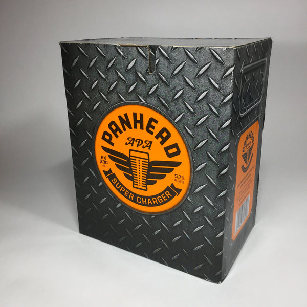 Beer gift box filled with Wellington Panhead beer