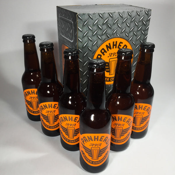 Panhead Super Charger APA beer gift