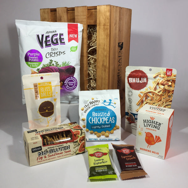 Gluten free gift hamper for Celiac sufferer
