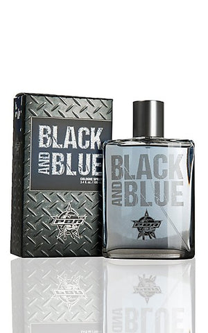 Tru Fragrance Mens Black and Blue By PBR Cologne - 92235