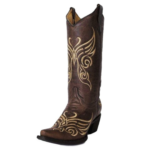 Circle G By Corral  Women's Butterfly Boots - L5004