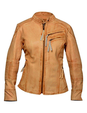 STS Ranchwear Western Jacket Womens Betty Jack Fitted Tan STS5936