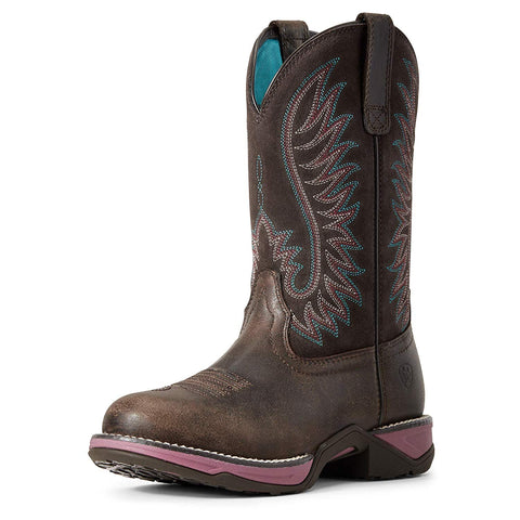 ARIAT Women's Anthem Round Toe Western Boot