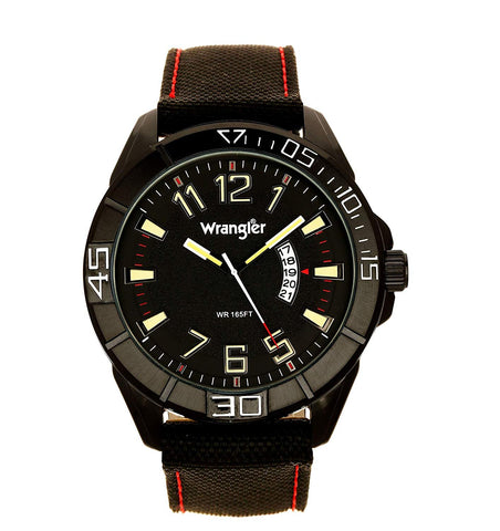 Wrangler Western Collection Analog Watch