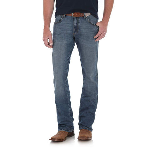Wrangler Men's Retro Slim Fit Slim Straight Jean - 87MWMAT Atlanta