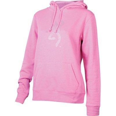 Browning Women's Buckmark Bubblegum Bling Hoodie Sweatshirt (3 Colors)