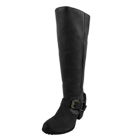 Corral Women's Black Harness U Toe Boots