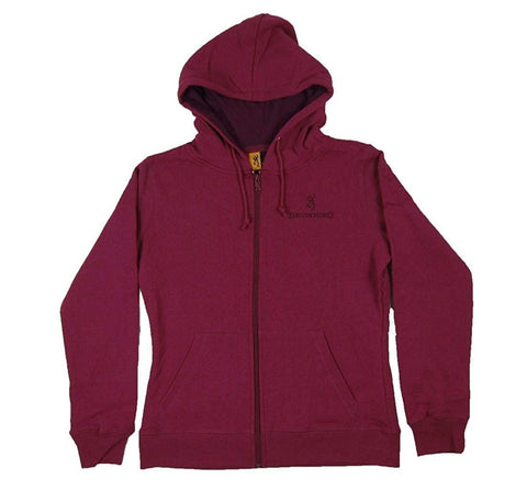 Women's Belle Sweatshirt Full Zip Jacket