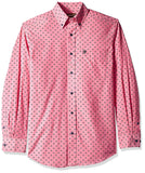 Ariat Men's Classic Fit Long Sleeve Button Down Shirt