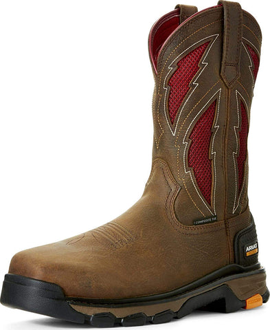 Men's Venttek Work Industrial Boot