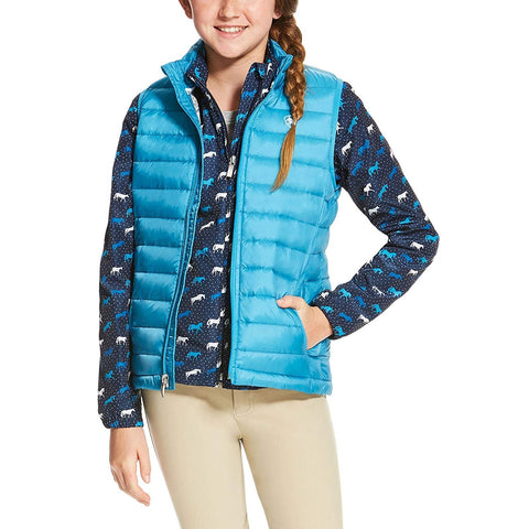 Ariat Girls Ideal Down Vest