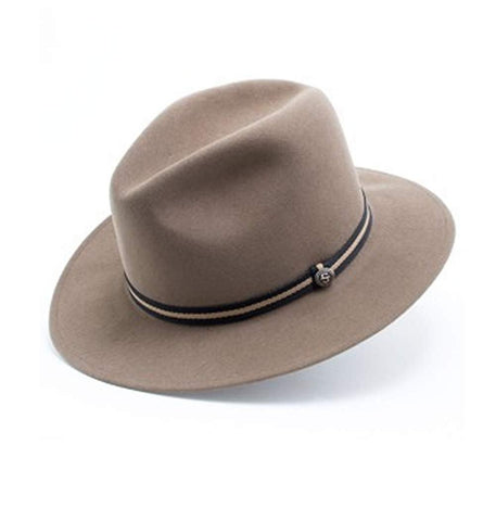 Stetson Back Bay, Camel, Medium