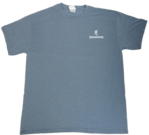 Browning Men's Special Order Heather Tee Shirt - BR1305.211
