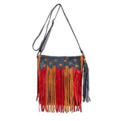 STS Ranchwear Women's Concealed Carry Patriot Crossbody Purse