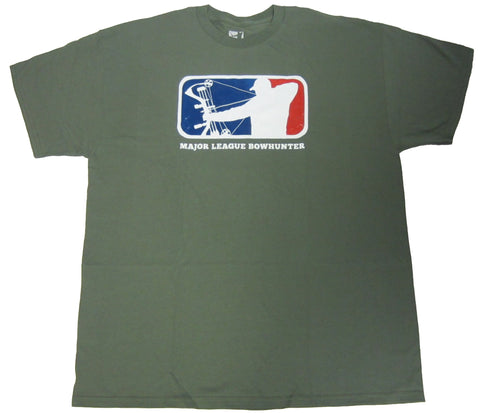 Mens NWT Browning Men's Release Short Sleeve T-Shirt Military Green Size XL