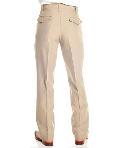 Men's Western Pants Snap Expandable Scalloped Pockets CP5705