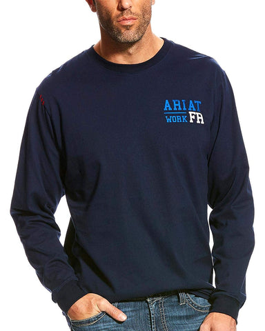 ARIAT Men's Flame Resistant Crew