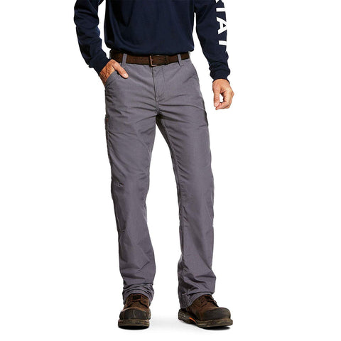 Men's Flame Resistant Duralight Ripstop Work Pant