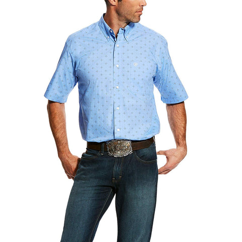 Ariat Men's Dantos Ss Print Shirt