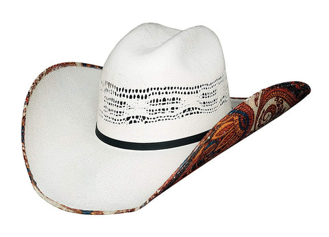 Wild Thoughts Natural Cowgirl Hat