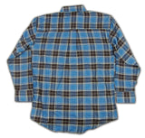 Men's George Strait Long Sleeve Flannel Shirt MGS07BM