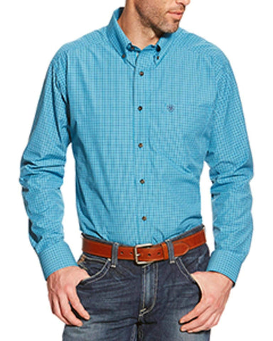 Ariat Mens Leland Performance Shirt