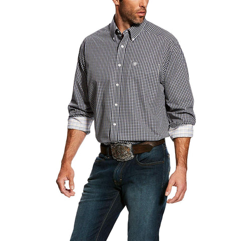 ARIAT Men's Wrinkle Free Lancaster Shirt