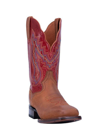 "Women's Western Boot Jada Square Toe 11"" Shaft DP4633"