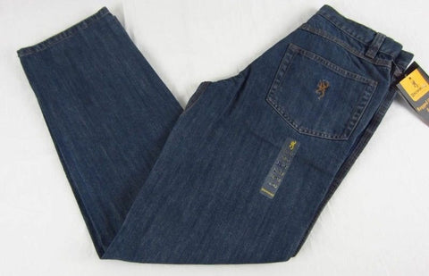 Browning Men's Stonewash Traditional Fit Cotton Jeans - BRI2951.165