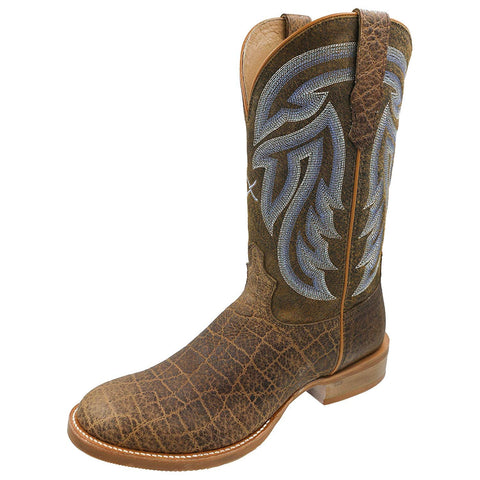 Men's Rancher Elephant Print Boot - MRA0006