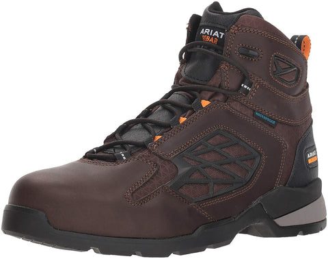 "Men's REBAR FLEX 6"" H2O Composite Toe Boot"