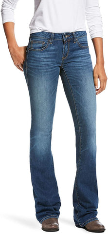 Ariat Women's Ultra Stretch Boot Cut Jeans - 10020826