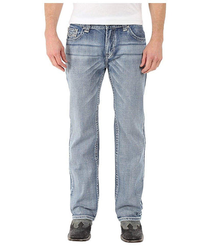 Men's Pistol Simple V Jeans Straight Leg - M1P7430 32x34