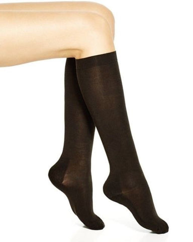 HUE Women's Heat Temp Tall & Skinny Knee Sock - U15903