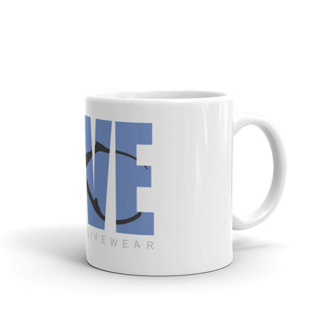 DIVE Mug by Breathe Divewear®